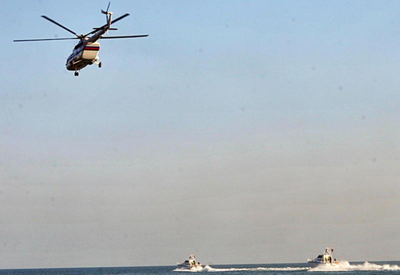 К поискам пропавшего рыбака привлечен вертолет МЧС Азербайджана