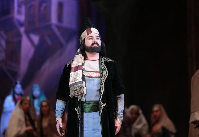 "В Театре оперы и балета покажут оперу ""Вагиф"" Рамиза Мустафаева"