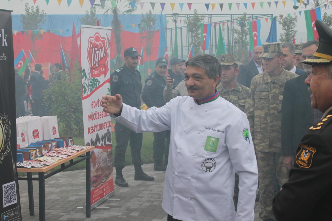 В Джоджуг Марджанлы отметили Международный день кулинарии