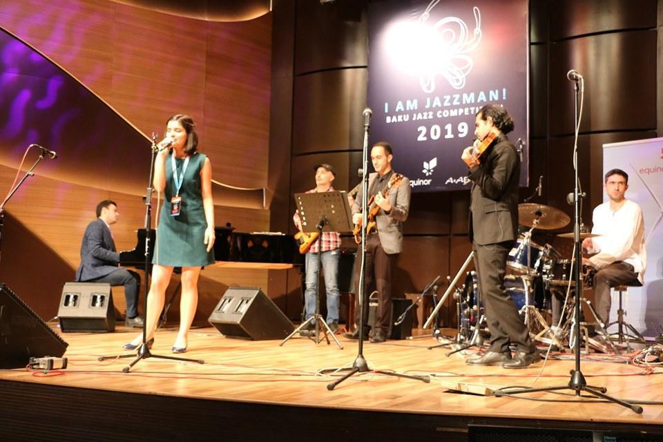 В Баку состоялась церемония награждения победителей I am Jazzman