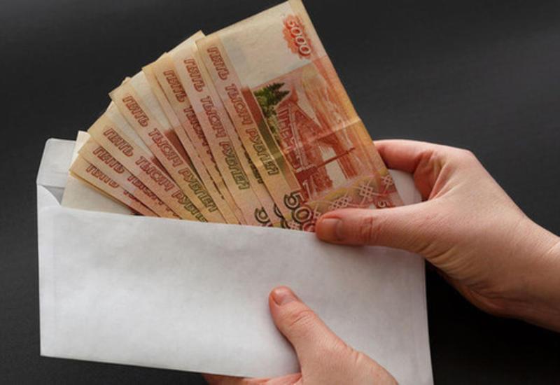 Каждый шестой работник в России получает зарплату в конверте