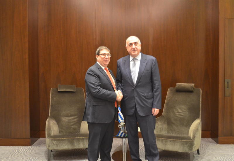 Эльмар Мамедъяров: Из-за деструктивной позиции Армении в переговорах нет прогресса