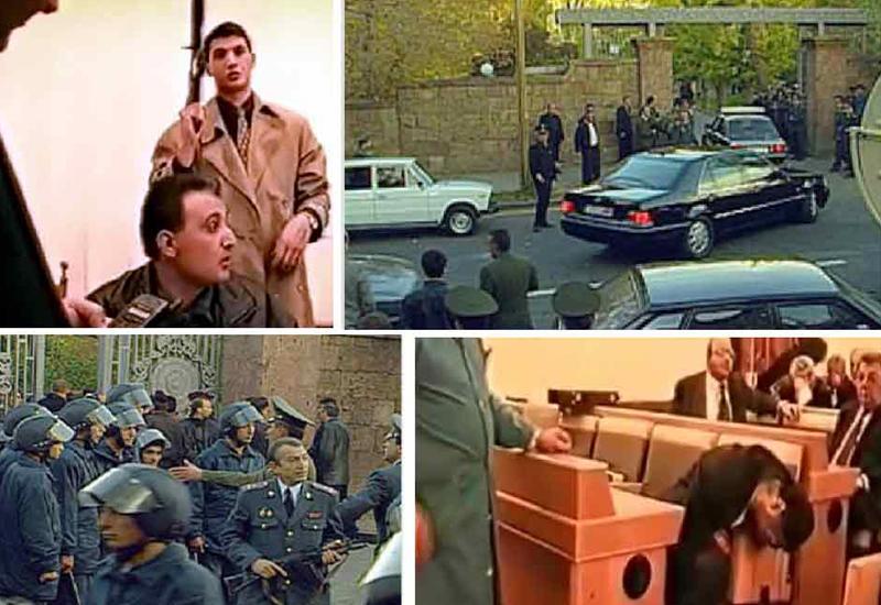 Двадцать лет назад армяне расстреляли свой парламент