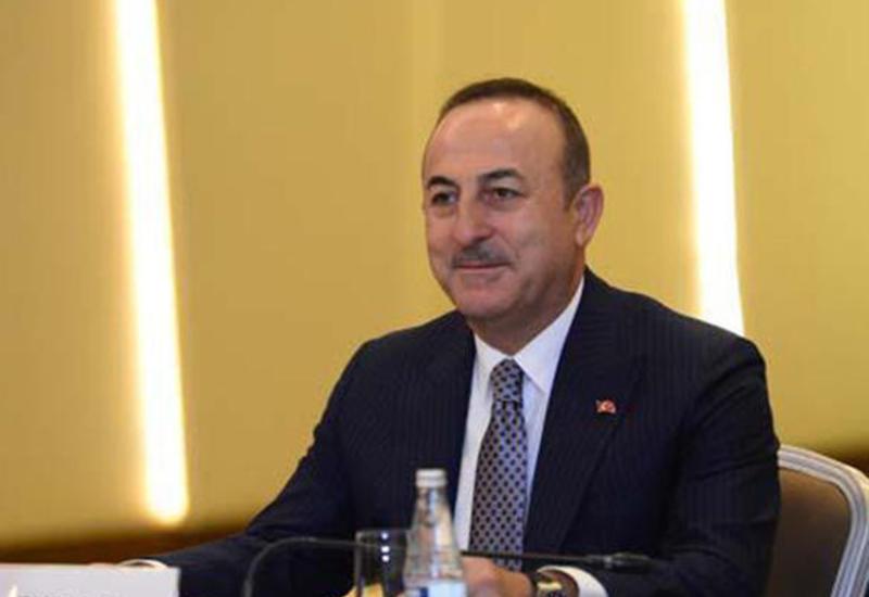 Мевлют Чавушоглу: Мы приняли участие в этом саммите, чтобы продемонстрировать поддержку Азербайджану