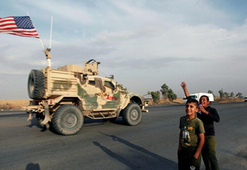 В Сирии сообщили о возвращении американских военных из Ирака