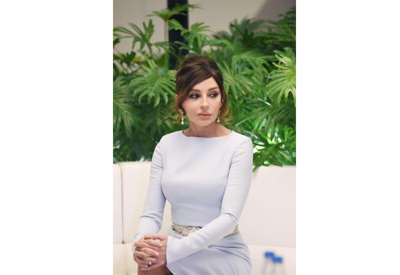 Первый вице-президент Мехрибан Алиева разместила публикацию на своей странице в Инстаграм в связи с XVIII саммитом Движения неприсоединения