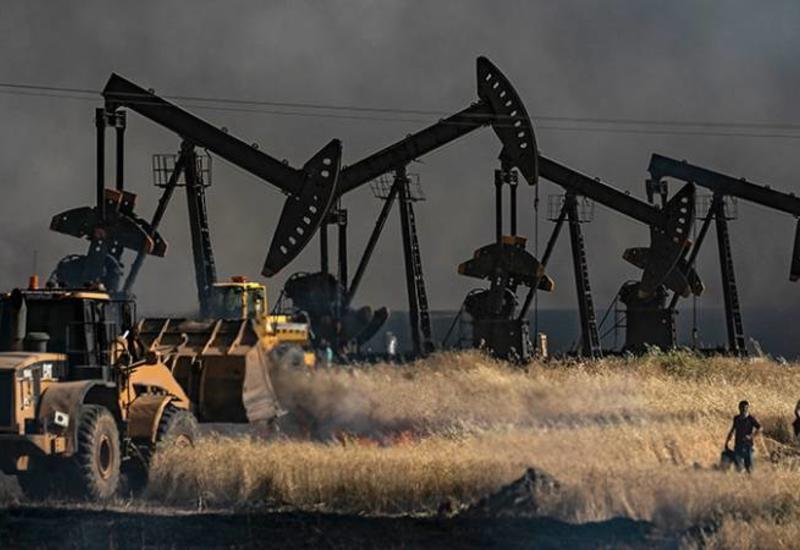 США завезли в Сирию нефтедобывающее оборудование в обход своих санкций