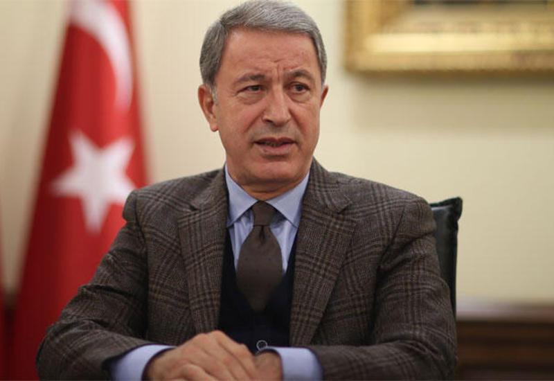 Глава минобороны: Турция не проводит политику этнической чистки на севере Сирии