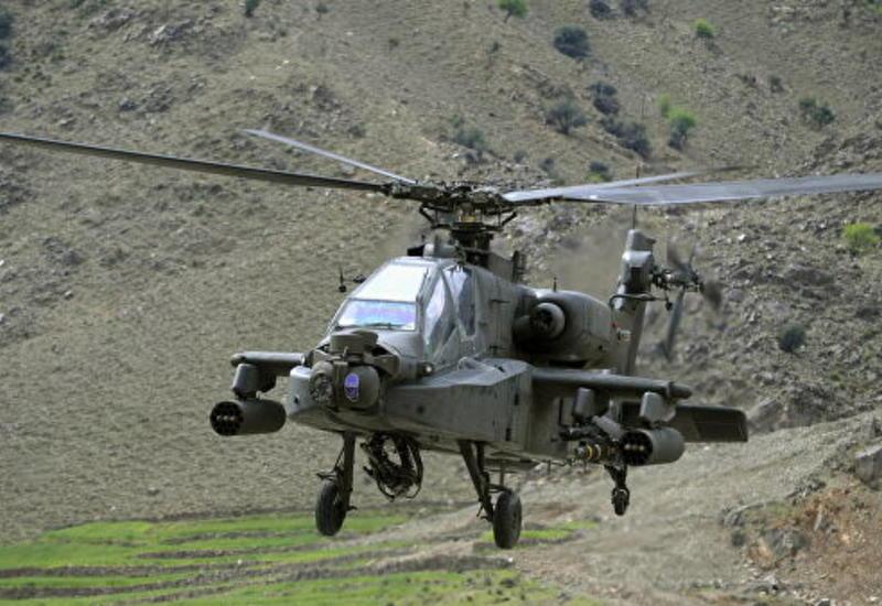 США доставили в Грецию вертолеты для участия в военных учениях