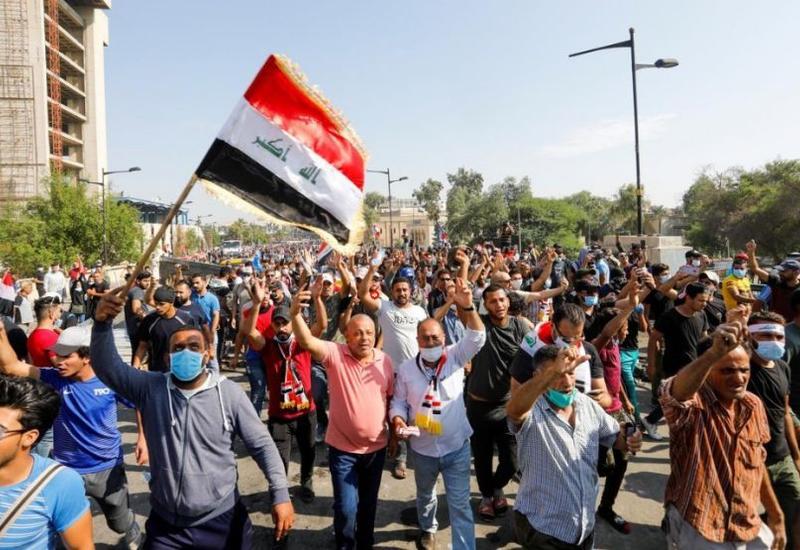 Премьер Ирака направил спецназ на пресечение акций протеста