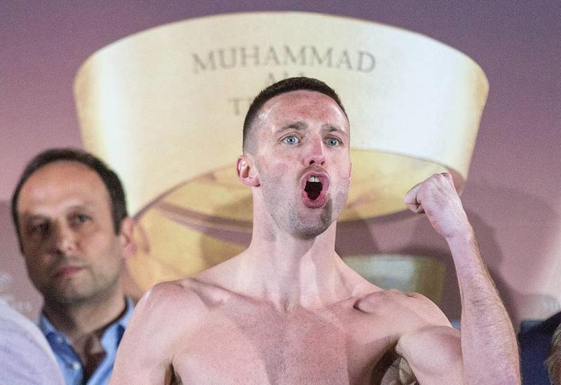 Британец Тэйлор стал победителем Всемирной боксерской суперсерии