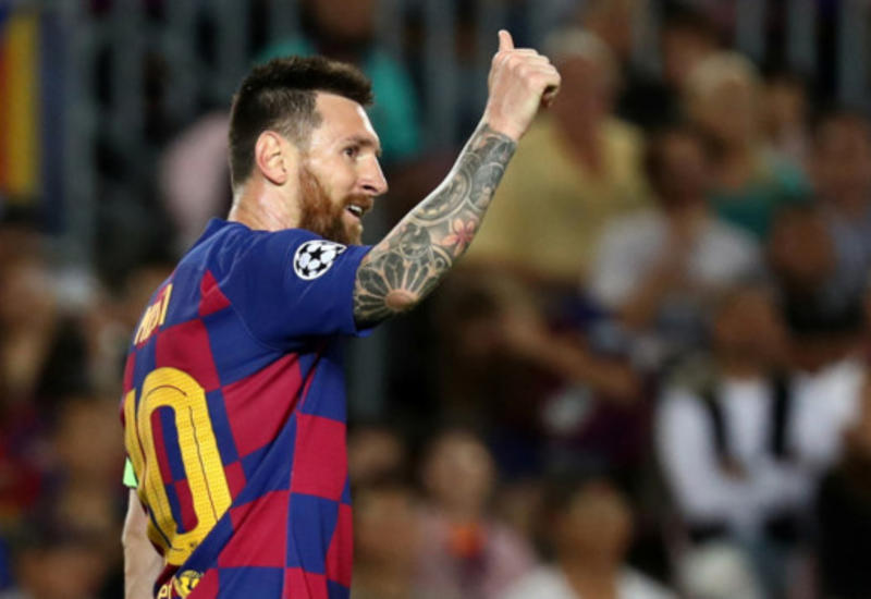 """Месси рассказал, ради какого клуба готов покинуть """"Барселону"""""""