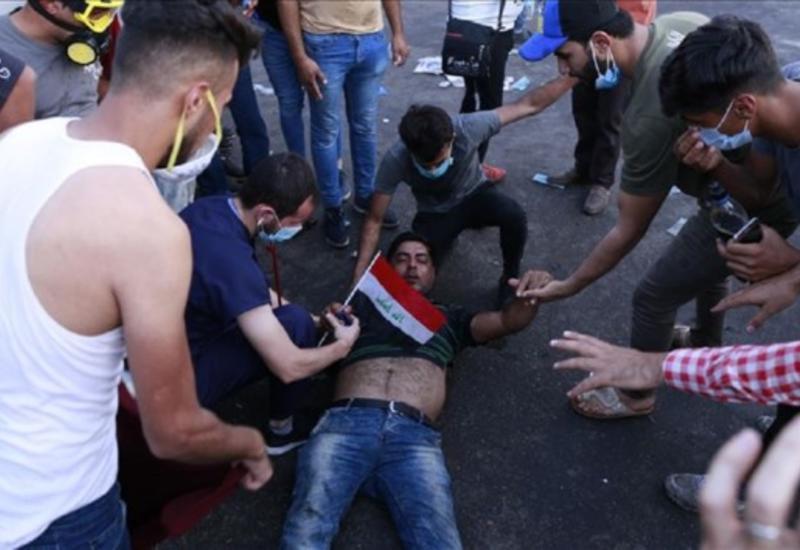 В Ираке за ночь убиты семеро протестующих