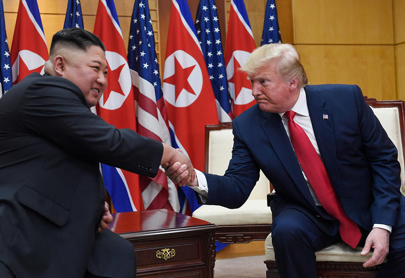 В КНДР назвали дату конца дружбы между Трампом и Ким Чен Ыном