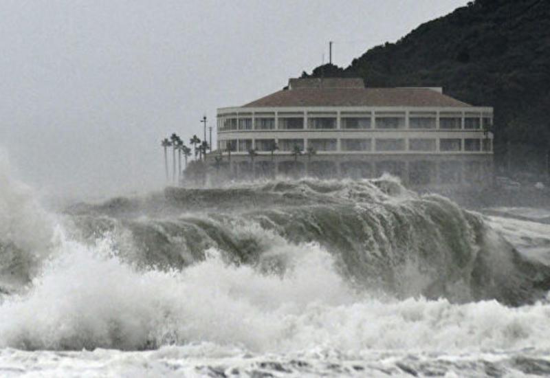 В Японии оценили ущерб от двух недавних тайфунов