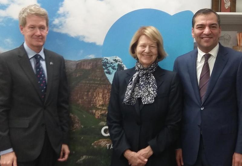 Обсуждены связи Азербайджана и Великобритании в сфере туризма