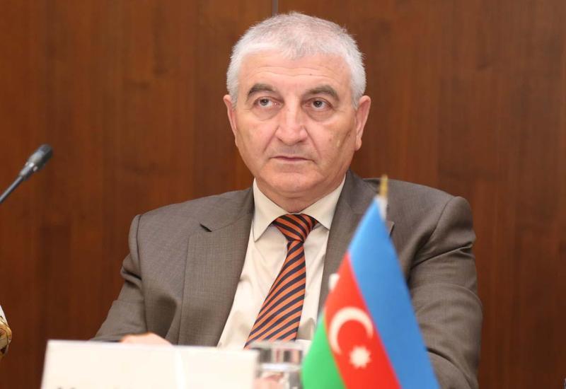 Мазахир Панахов об участии кандидатов в выборах