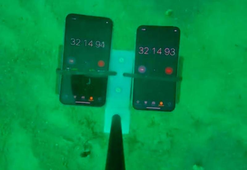 iPhone 11 и iPhone 11 Pro подверглись экстремальной проверке на непотопляемость