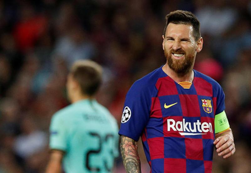 Месси обошел Роналду по голам на клубном уровне