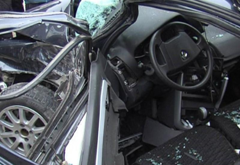 Тяжелая авария в Баку, есть погибшие