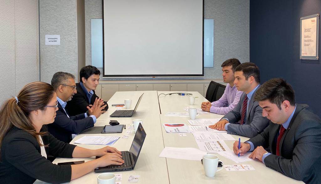 В Азербайджане исследуются возможности создания виртуальной модели предприятия