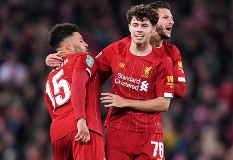 Ливерпуль одержал победу над Арсеналом в безумном матче