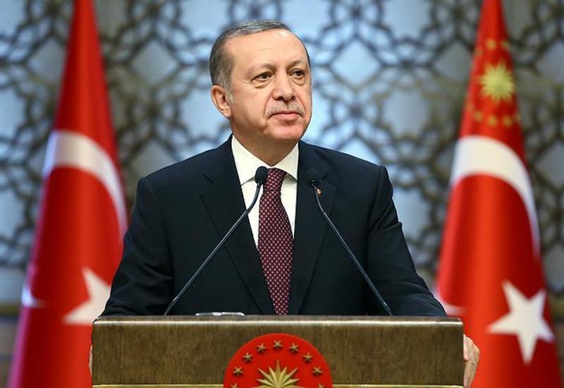 Реджеп Тайип Эрдоган: Проекты с Азербайджаном направлены на стабильность в регионе