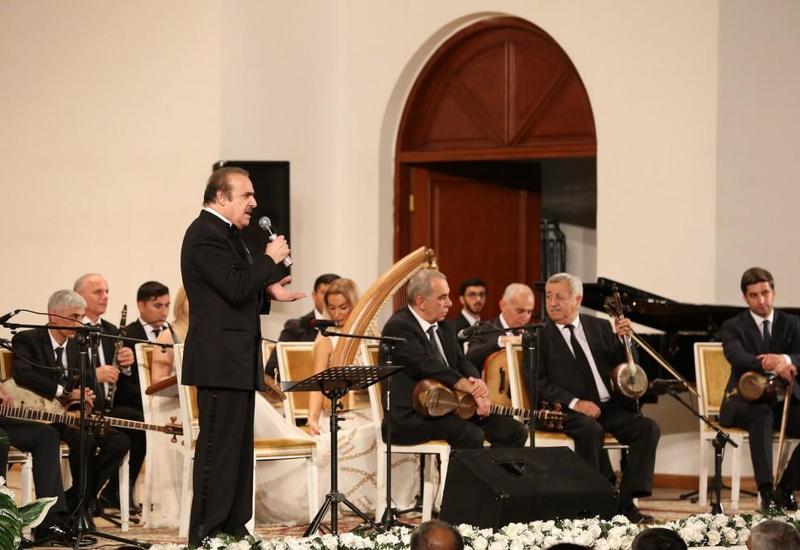 В Баку состоялось мероприятие, посвященное 100-летию со дня рождения Гаджибабы Гусейнова