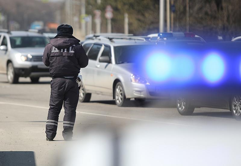 В Москве неизвестные обстреляли машину и похитили у ее пассажира миллионы