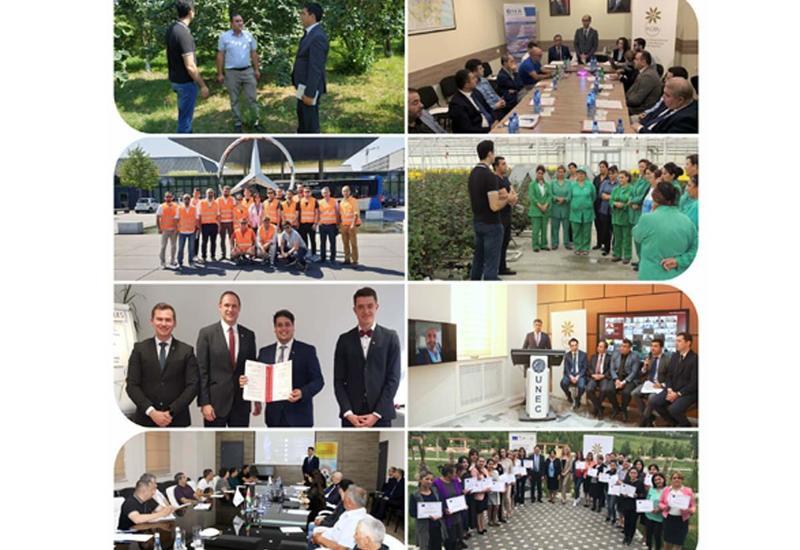 В Азербайджане создается платформа онлайн-тренингов для субъектов МСБ