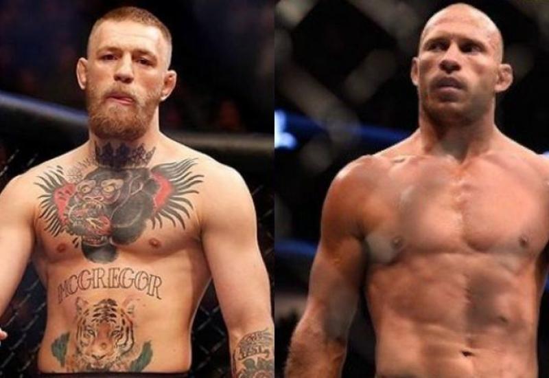 Президент UFC заявил о разработке боя между Макгрегором и Серроне