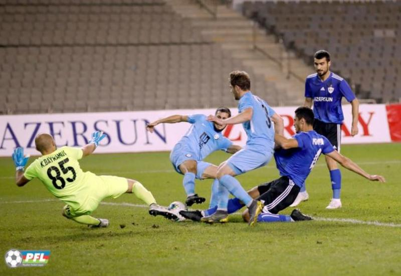 «Карабах» установил рекорд в азербайджанском футболе