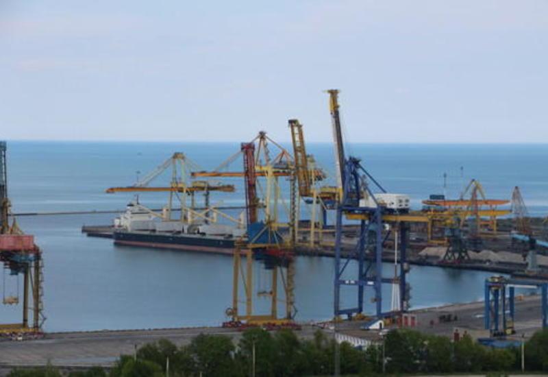 Азербайджанские компании активно используют морские порты Украины
