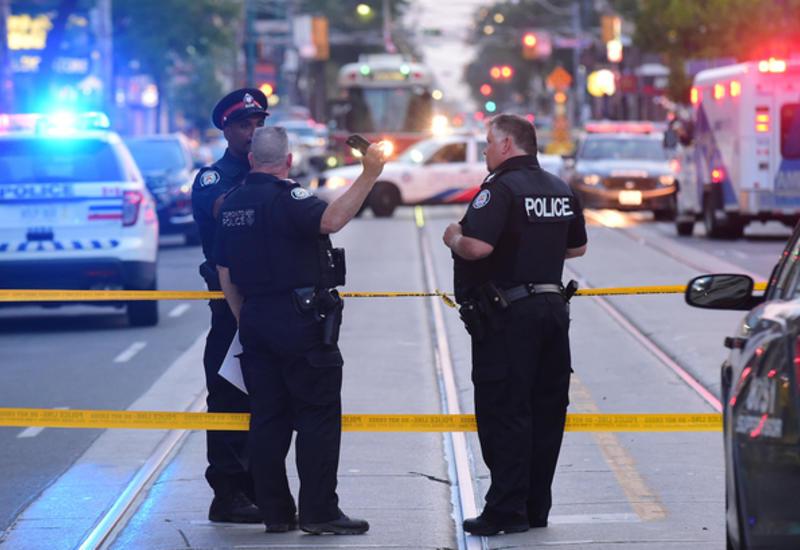 Стрельба в Торонто, есть раненые