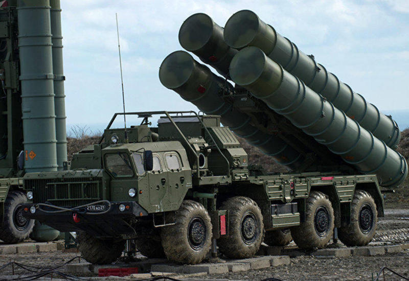 Россия завершила поставки С-400 в Турцию
