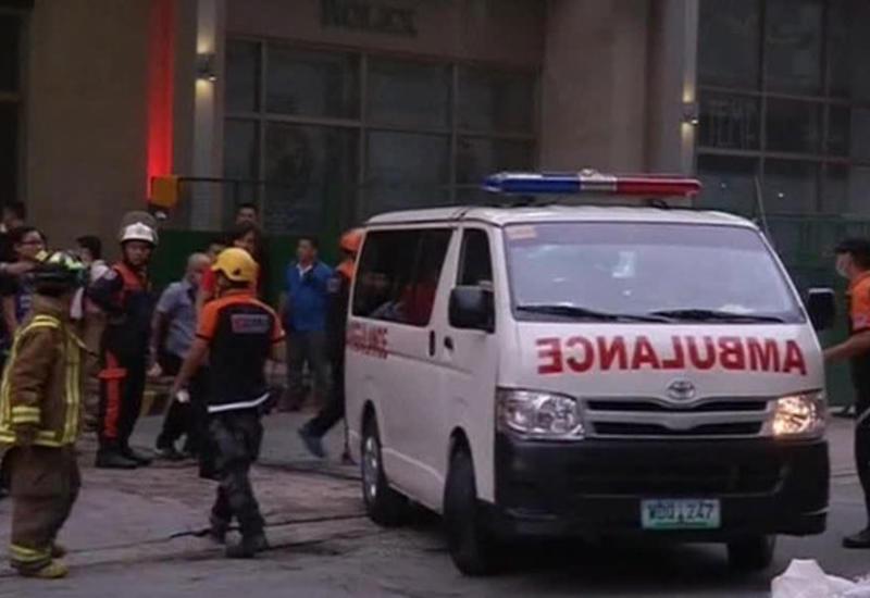 На Филиппинах грузовик рухнул в овраг, много погибших и раненых