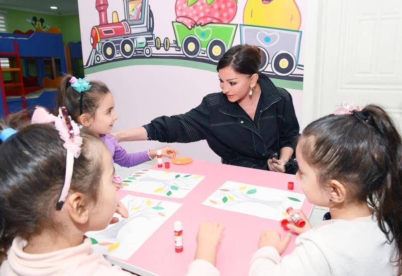 Счастливое детство азербайджанских детей