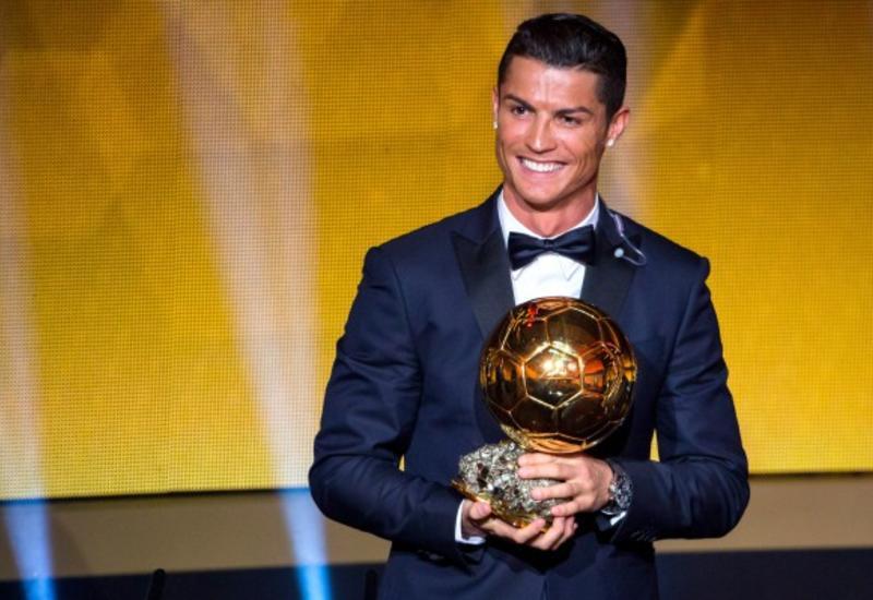 """Мать Роналду считает, что ее сын заслужил больше """"Золотых мячей"""""""
