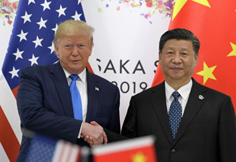 В МИД Китая заявили, что Си Цзиньпин и Дональд Трамп находятся в постоянном контакте