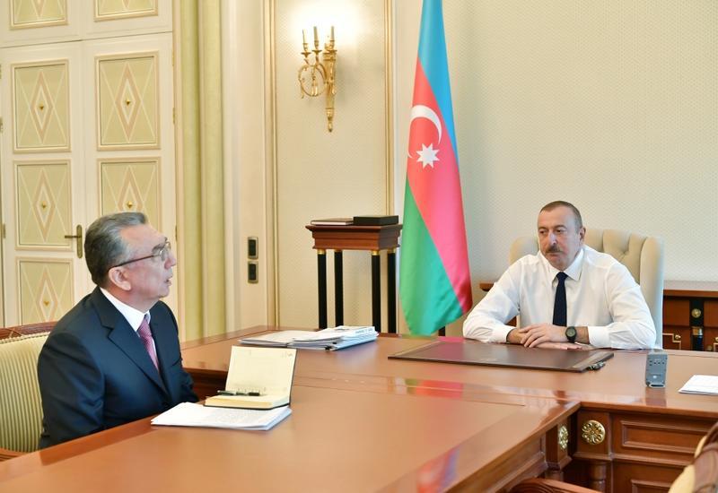 Президент Ильхам Алиев: Порой исторические здания сносятся, на их месте строятся уродливые многоэтажные здания, это недопустимо