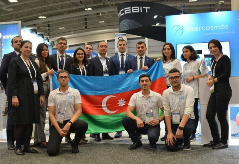Студент БВШН Рамиль Шукюров принял участи в Международном конгрессе астронавтики