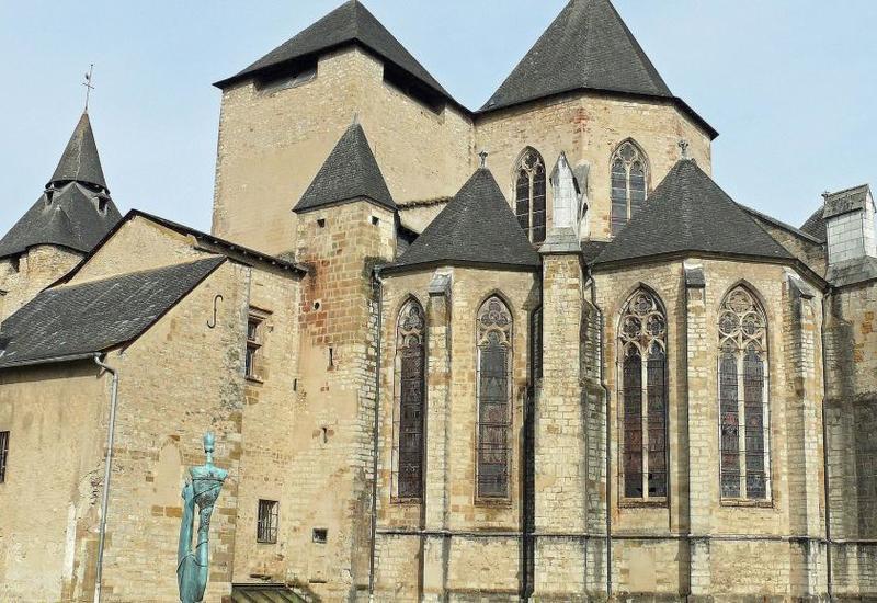 Во Франции ограблен собор из списка всемирного наследия ЮНЕСКО