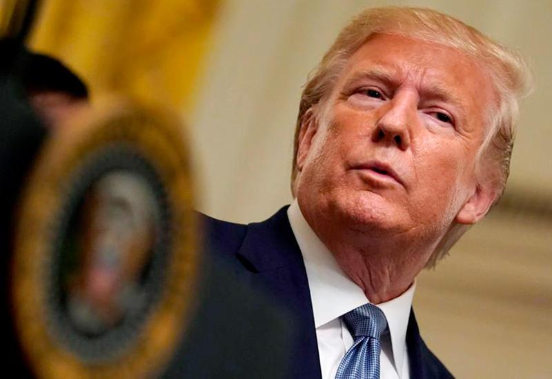 В конгрессе обвинили Трампа в захвате нефти Сирии