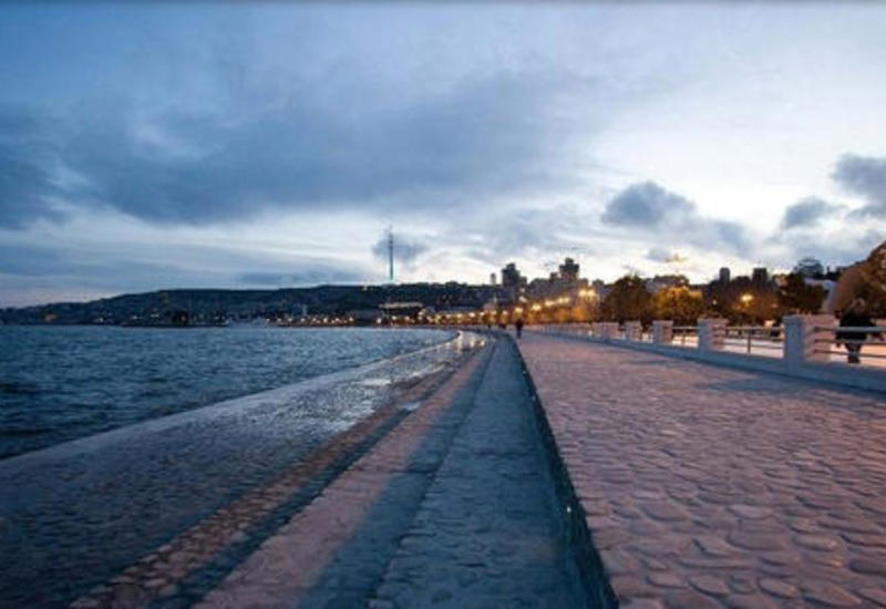 Синоптики сказали, какой будет погода в Баку в течение недели