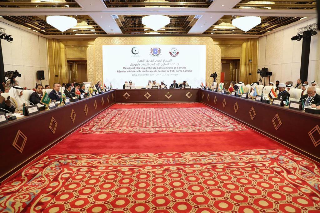 Азербайджан готов поддерживать нуждающихся в Сомали