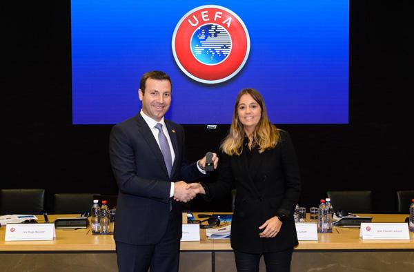 Азербайджанец впервые председательствует на заседании Комитета УЕФА