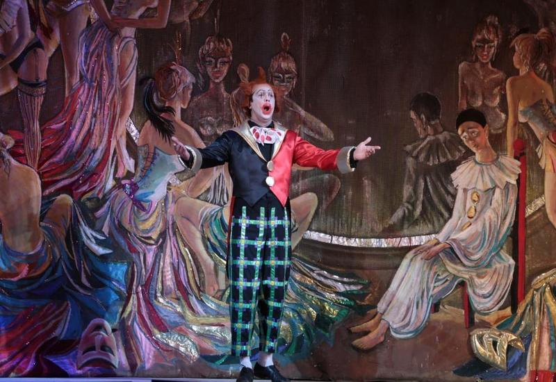 Звезды оперы Италии,  Грузии, Беларуси и Азербайджана примут участие в спектакле «Паяцы»