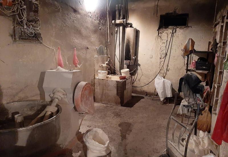 В Мингячевире обнаружили хлебопекарню с непригодными условиями производства