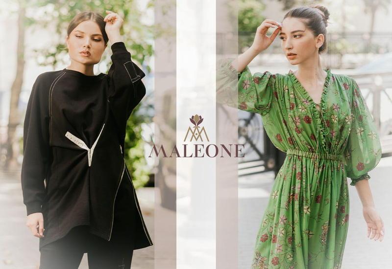 Ведущие бренды из России в Баку - вас ждет мультибрендовый бутик Maleone