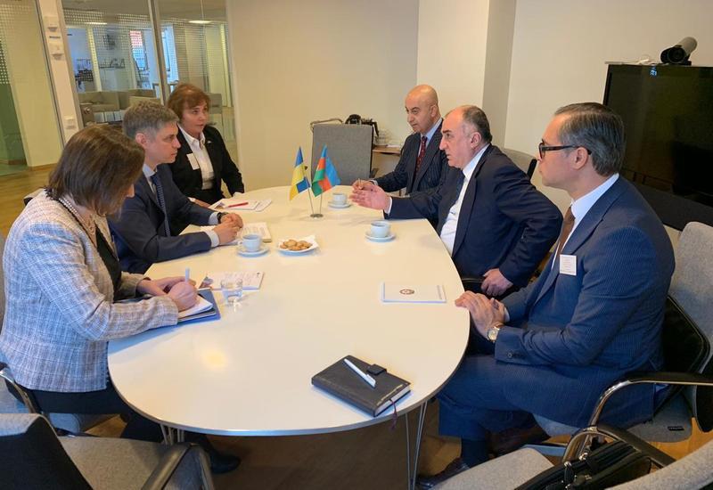Азербайджан и Украина обсудили сотрудничество в рамках международных организаций